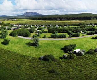 Ásbyrgi campground
