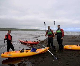 Þórshöfn Kayaking